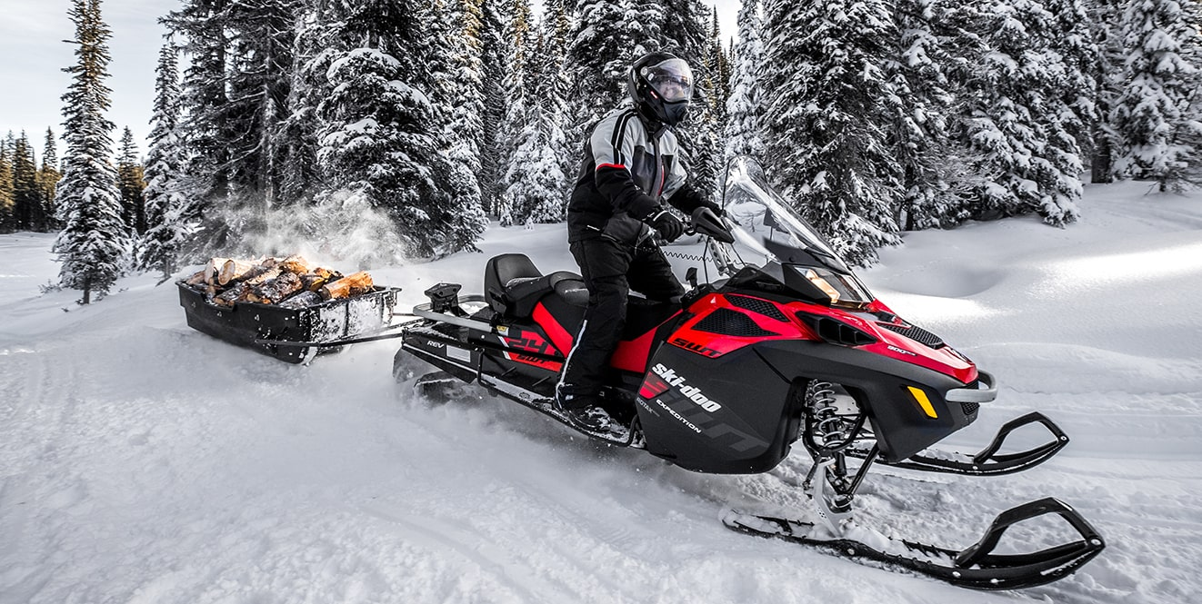 ski doo expedition swt