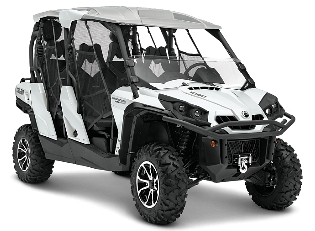 2015 Can-Am Commander MAX LIMITED - 1