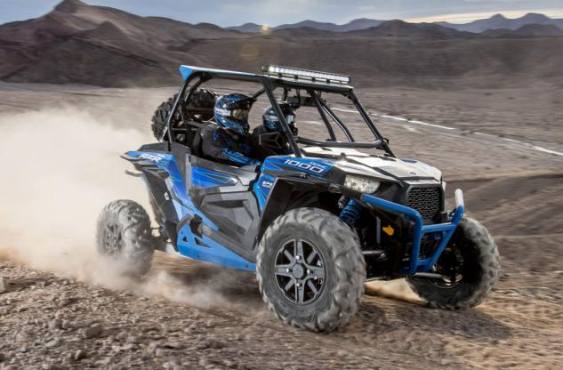 UTV Polaris RZR 1000 Desert Edition