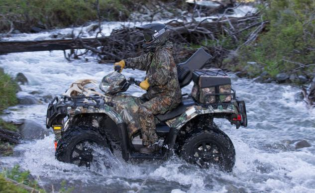 Polaris Sportsman XP 1000 Camo