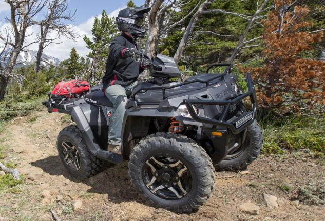 Polaris Sportsman 570 SP