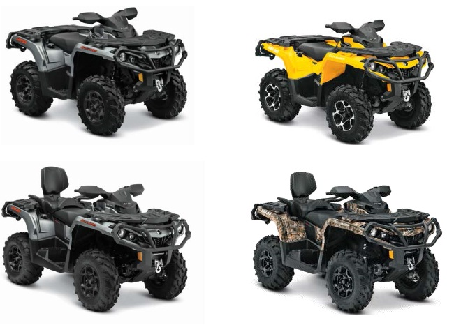 Can-Am Outlander 2015 - 1