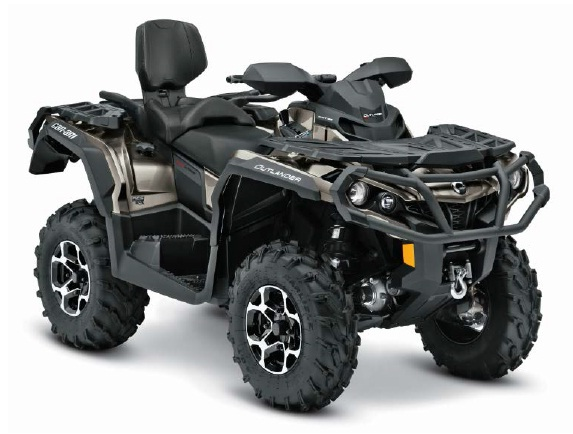 Can-Am Outlander 2015 - 3