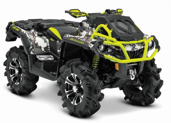 Can-Am Outlander 2015 - 4