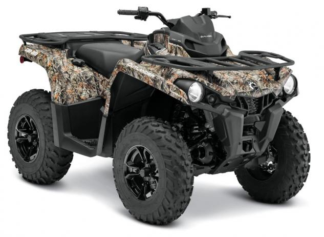 Can-Am Outlander 2015 - 5