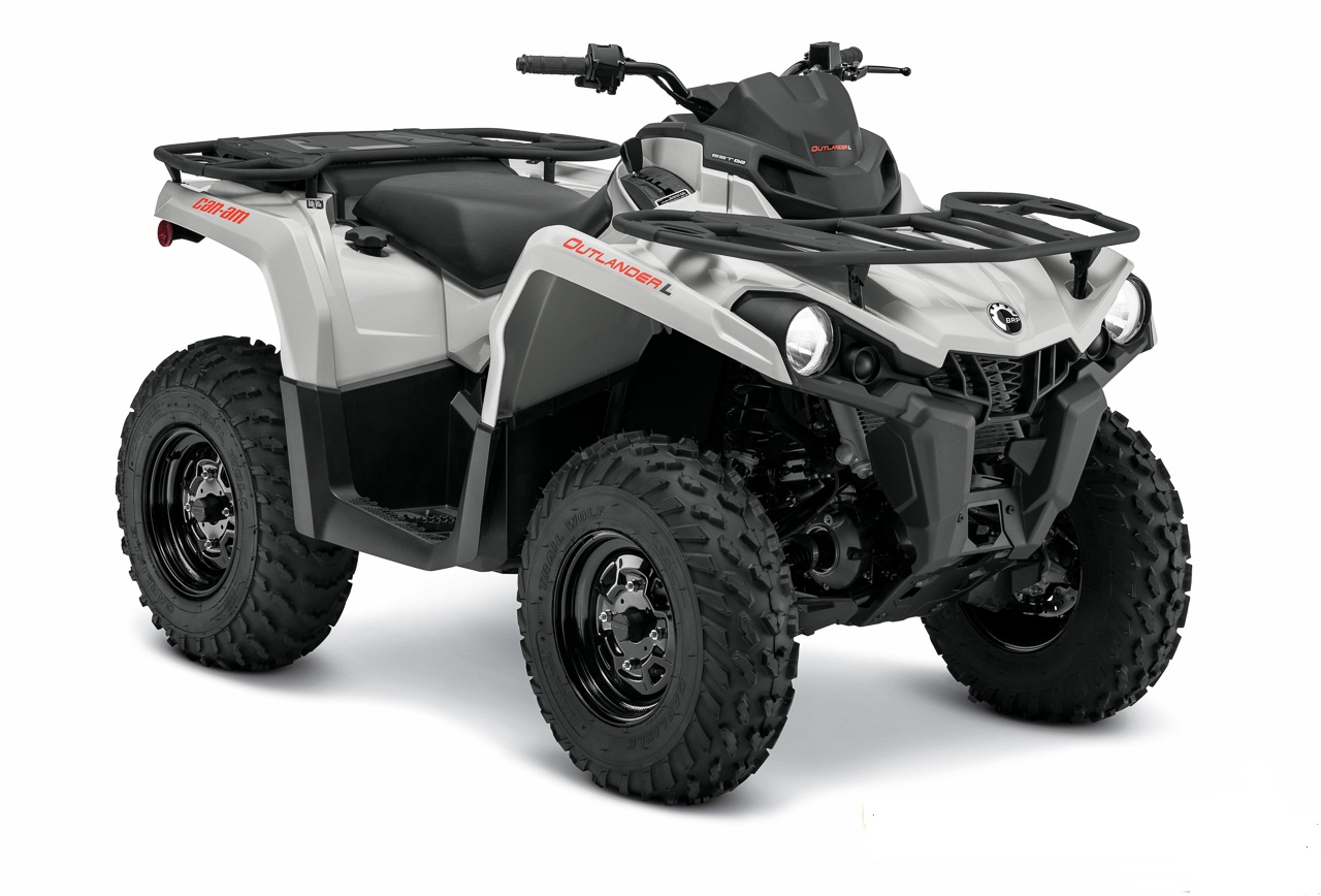 Can-Am Outlander 2015 - 6