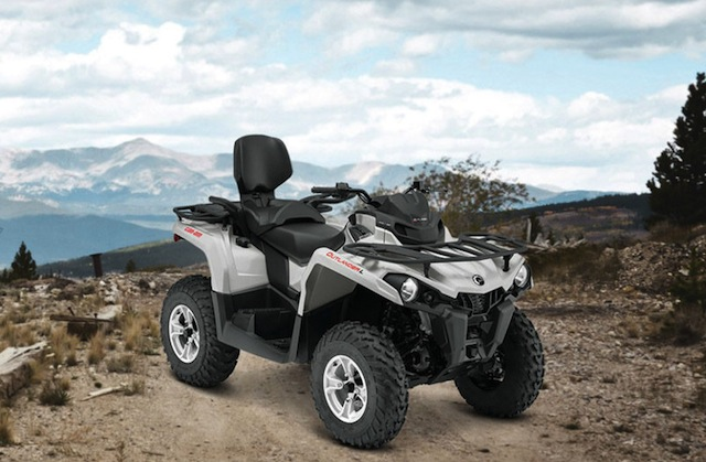 2015 Can-Am Outlander L MAX DPS - 1