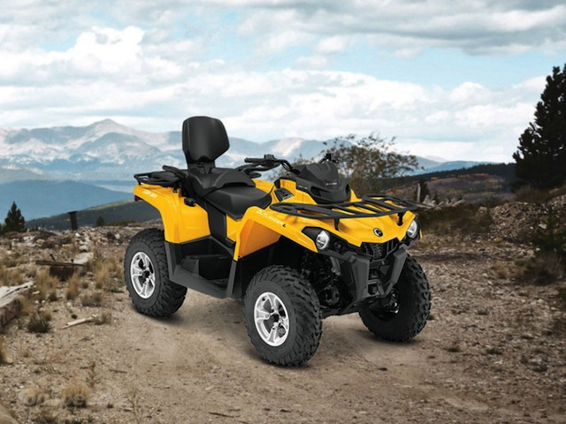 2015 Can-Am Outlander L MAX DPS - 3