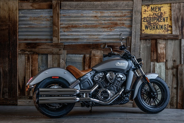 Indian Scout 2015 Model