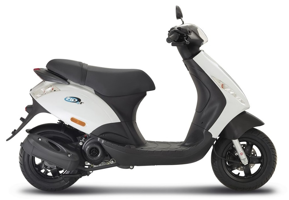 Review 2018 Piaggio Zip 50 4T - scutere