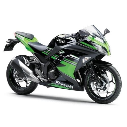Descriere Kawasaki Ninja 300 KRT Edition ABS '16
