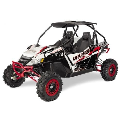 UTV WILDCAT Arctic Cat Wildcat X LTD 1000i