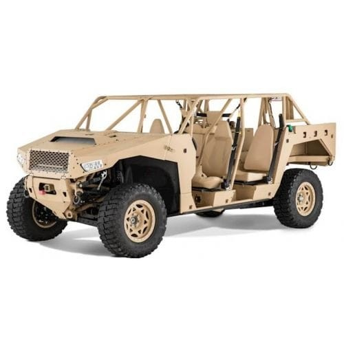 POLARIS DEFENSE Polaris Dagor