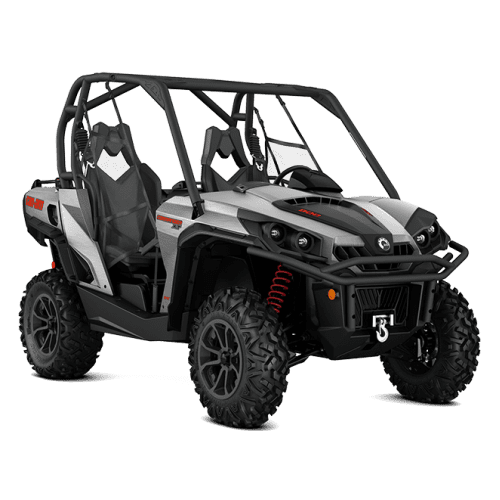 UTV Can-Am Commander XT 1000 '17