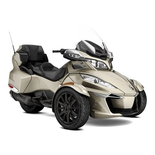 Can-Am Spyder RT-S SE6 Champagne Metallic '17