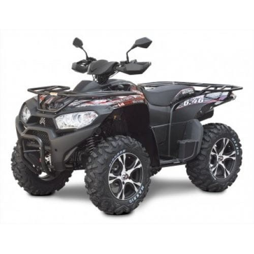 Access 650i TRANSASIA EPS 4WD Black '19