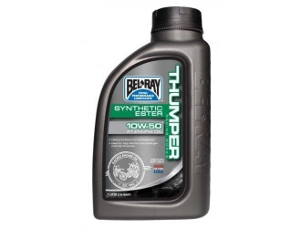 BEL-RAY WORKS THUMPER RACING SYNTHETIC ESTER 4T 10W50 1L