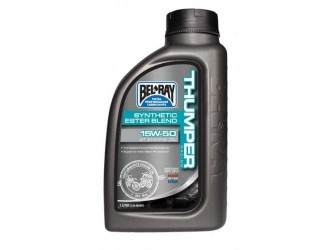 BEL-RAY THUMPER RACING SYNTHETIC ESTER BLEND 4T 15W50 1L