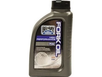 BEL-RAY HIGH PERFORMANCE FORK OIL 7W 1L