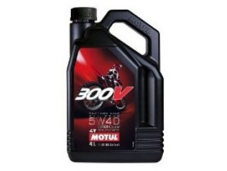 MOTUL 300V 4T FACTORY LINE 5W40 OFF ROAD 4L
