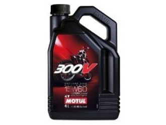 MOTUL 300V 4T FACTORY LINE 15W60 OFF ROAD 4L
