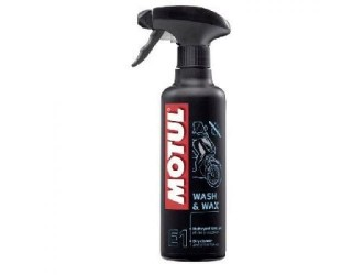 MOTUL E1 Wash & Wax 0.4L