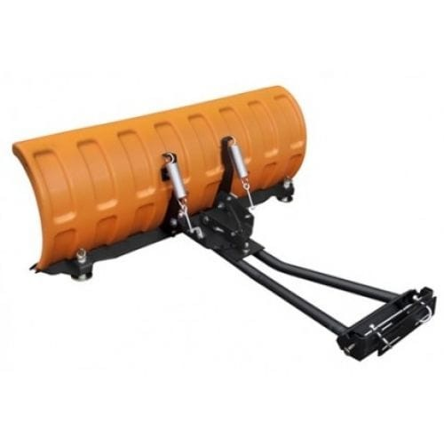 Lame deszapezire Shark Snow Plow 60 (152cm) cu adaptoare - orange
