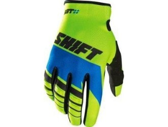 Shift  Assault Glove -14604 Yelow-Blue