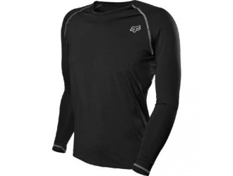 FOX  First Layer L/S Jersey -07584 Black
