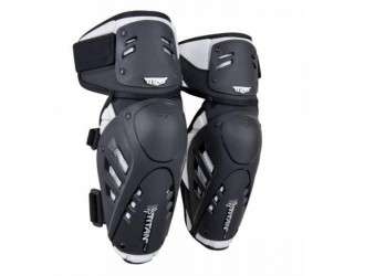 FOX  Titan Pro Elbow Guard -06195 Black
