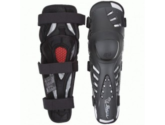 FOX  Titan Pro Knee/Shin Guard -06192 Black