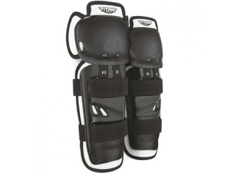 FOX  Titan Sport Knee Guards -06194 Black