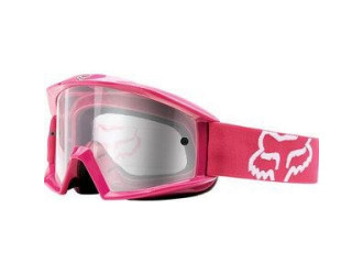 FOX  Main Goggle 2015 -12364 Hot Pink-Clear