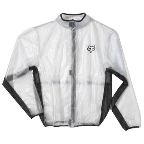 Impermeabile FOX  MX Fluid Jacket -10033 Clear