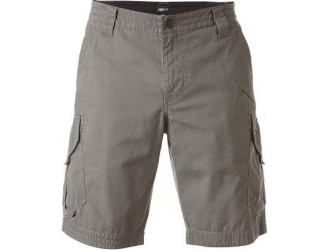 FOX  SLAMBOZO CARGO SHORT -19043-038 Gunmental