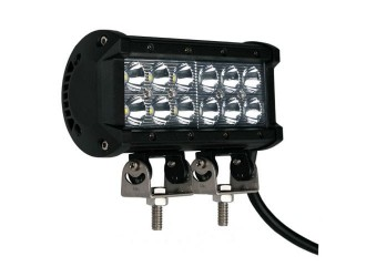 Bara Proiectoare ATV-UTV Shark LED EPISTAR 12*3W 3600 lm 9-32V Combo
