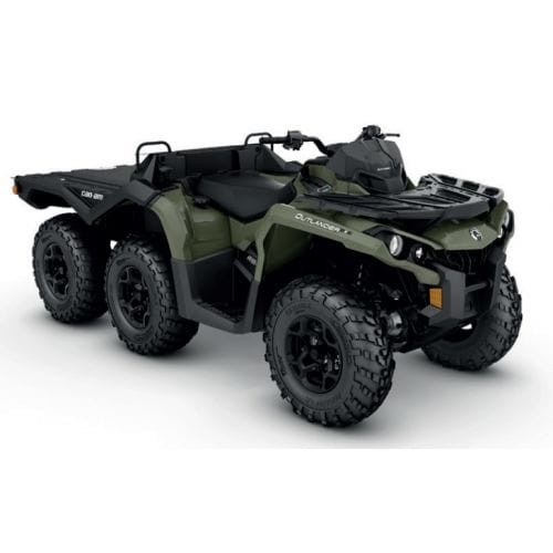 ATV 6x6 Can-Am Outlander 6x6 DPS 650 '18