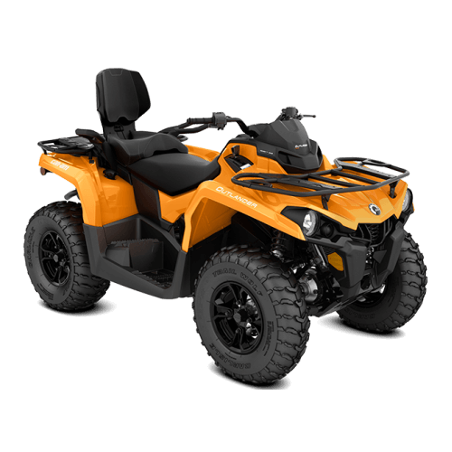 ATV Can-Am Outlander MAX DPS 450 T3 '18