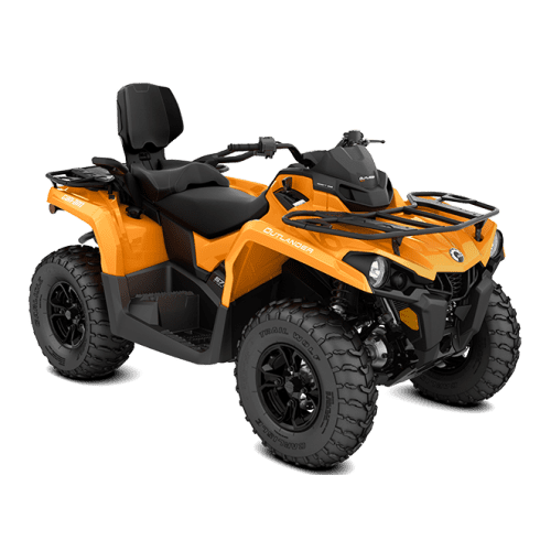 ATV Can-Am Outlander MAX DPS 570 T3 '18