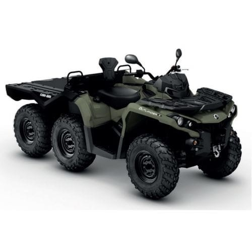 ATV 6x6 Can-Am Outlander 6x6 DPS 650 T3 '18