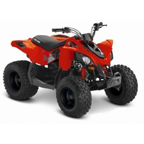 QUAD Can-Am DS 90 '18