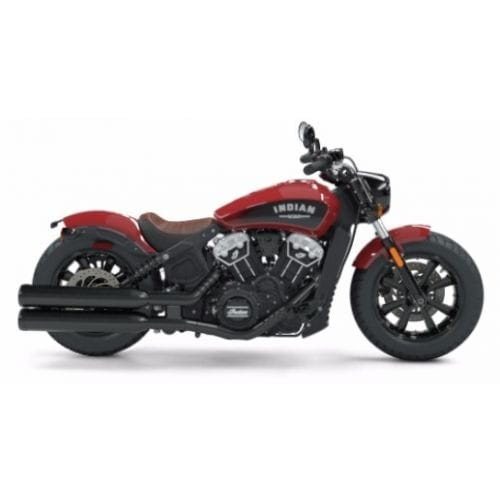 Indian Scout Bobber '18