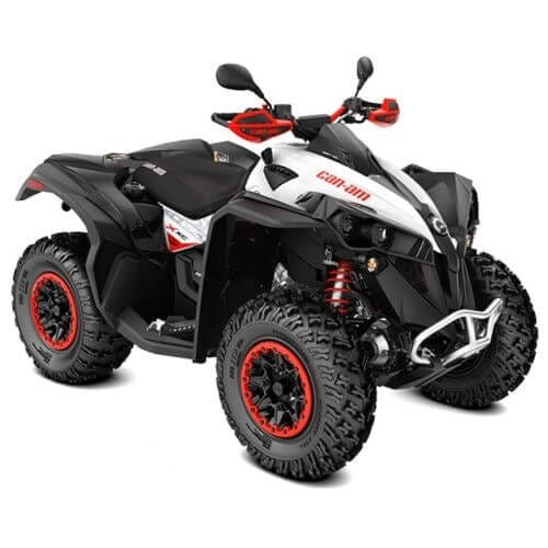 Can-Am Renegade X XC 650 T3B ABS '18