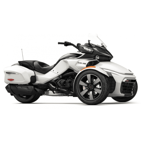 SPYDER Can-Am Spyder F3-T SE6 Pearl White '18