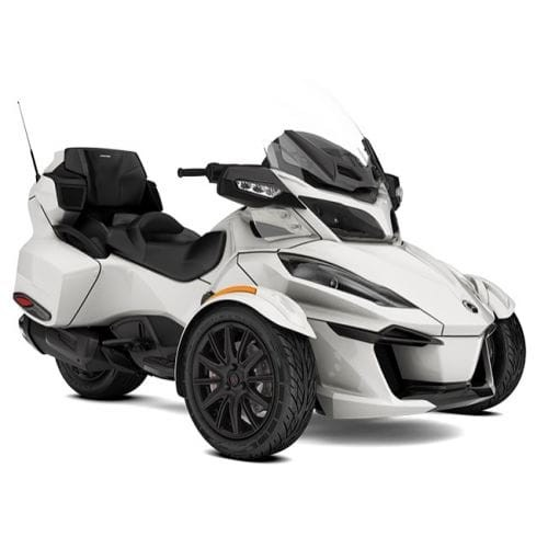 SPYDER Can-Am Spyder RT Limited SE6 Pearl White '18