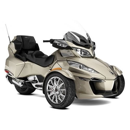 SPYDER Can-Am Spyder RT Limited SE6 Champagne Metallic '18