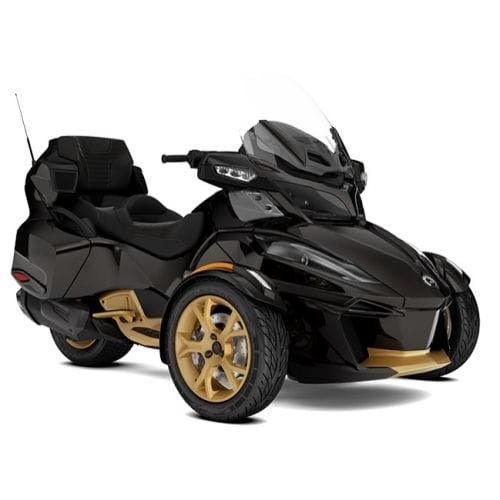 SPYDER Can-Am Spyder RT Limited SE6 10th Anniversary '18