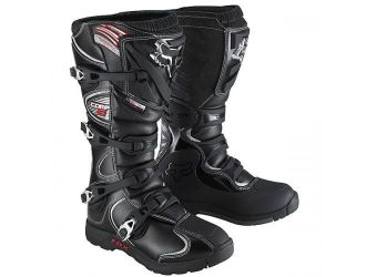 FOX  MX-BOOT COMP 5 BOOT BLACK