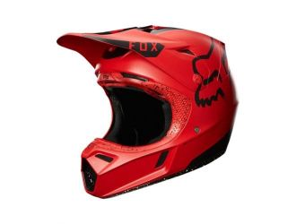 FOX  Fox V3 Moth Le 2018 Red/Black