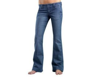 FOX  SAMPLE GIRLS HARLOW JEAN MAUI BLUE